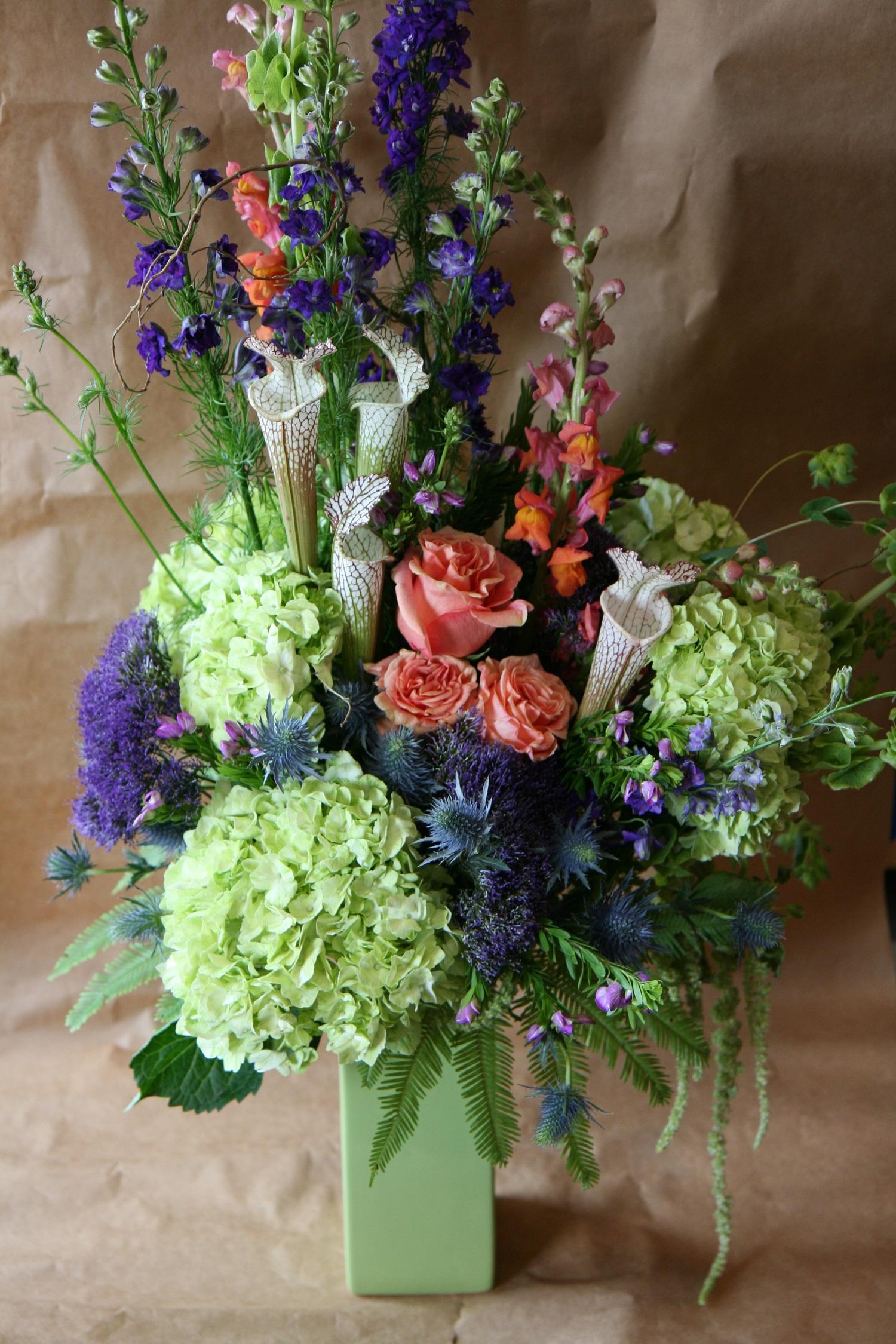 Unique Flower Arrangements Images